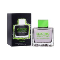 Antonio Banderas Electric Seduction In Black For Men 100ml
