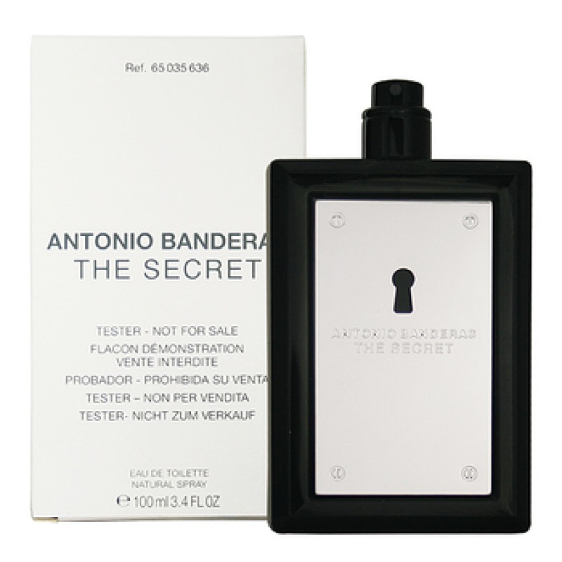 Antonio Banderas The Secret Tester 100 ml